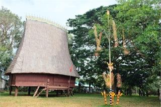 Visiting Plei Op Culture - Tourism Village in Pleiku City