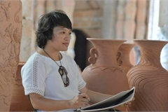 Artist group shows love for Hanoi through sketches