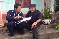 Preserving Nung ethnic group's soul through folk songs