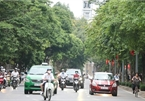 Hanoi and major cities see better air quality in May