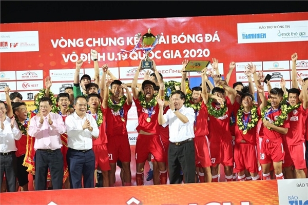 PVF clinch national U19 football trophy with 2-0 final win against HAGL