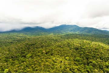 Distinct features of Vietnam's Dak Nong Geopark