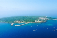 Con Co – a peaceful little island in the middle of the East Sea