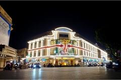 Sparkling Hanoi welcomes Xmas 2020