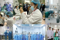 10 prominent medical events in Vietnam in 2020