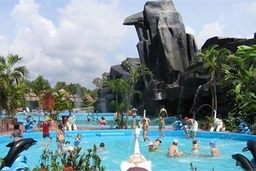 Binh Chau hot spring: A perfect place to refresh