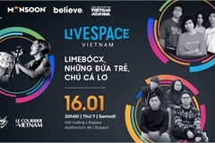 """""""LiveSpace Vietnam"""" to boost international exchange for young Vietnamese artists"""