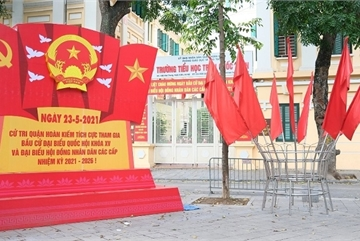 Hanoi ready for national election