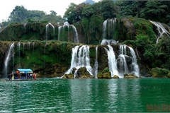 Pure waterfalls - gifts from mother nature