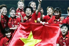 Vietnam move up one place to 32nd in FIFA Women's Rankings