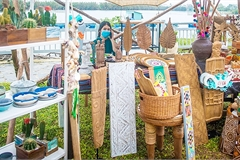 Bringing life to recycled materials