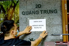 Hanoi considers re-opening some services after September 15