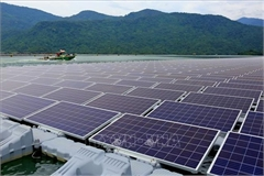VN Gov't orders review of grid overload caused by solar farm boom
