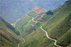 Hairpin bends on the happiness road