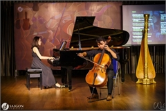 Classical music concert to be held at Salon Saigon