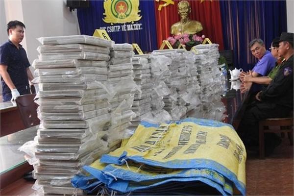 Police crack massive drug trafficking ring