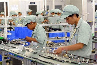 Japanese firms in Vietnam lack materials for production