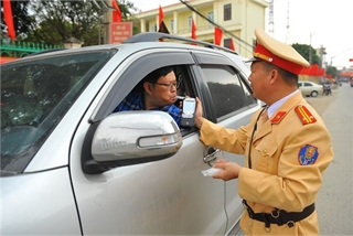 Traffic police to make random inspections from May 15