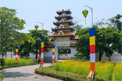 A peaceful highlight in Hue