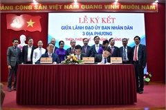 Central provinces join hands to stimulate tourism