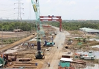 Major infrastructure projects move at slow pace