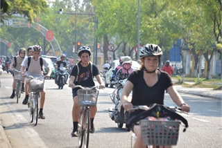 Hue to promote itself as 'City of bikes' to attract locals and foreign tourists