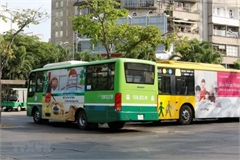 HCMC transport authority insists on need for bus subsidies