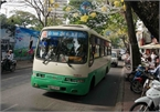HCM City's bus operators ask for suspension of services due to debts