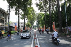 New street name in Saigon documents history