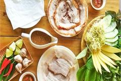 Da Nang's special pork rolls