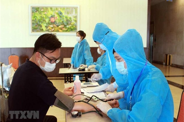 HCMC receives nearly 3,000 foreign employees
