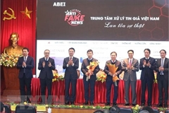 Vietnam introduces anti-fake news website