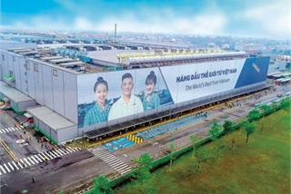 Samsung Vietnam wants to buy renewable energy directly from producers