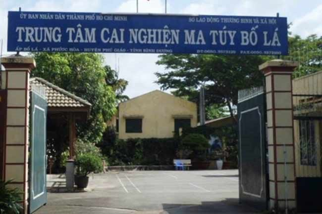 506 Covid-19 cases detected at detox center in Binh Duong