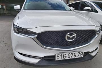 Chiếc Mazda CX-5 đắt nhất Việt Nam nhờ bốc được biển cực khủng