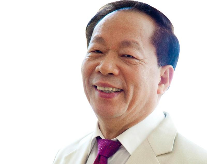 Ông Nguyễn Trường Sơn – Người đứng đầu Tập đoàn Bảo Sơn