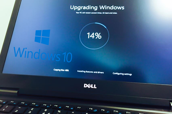 Nếu không muốn mất quyền kiểm soát máy tính, tốt nhất bạn nên cập nhật Windows 10.