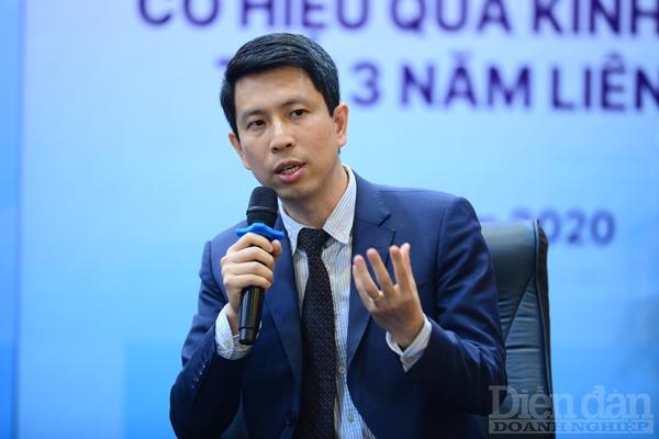 Ông Phan Lê Thành Long.