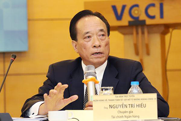 TS. Nguyễn Trí Hiếu, chuyên gia Kinh tế - Tài Chính