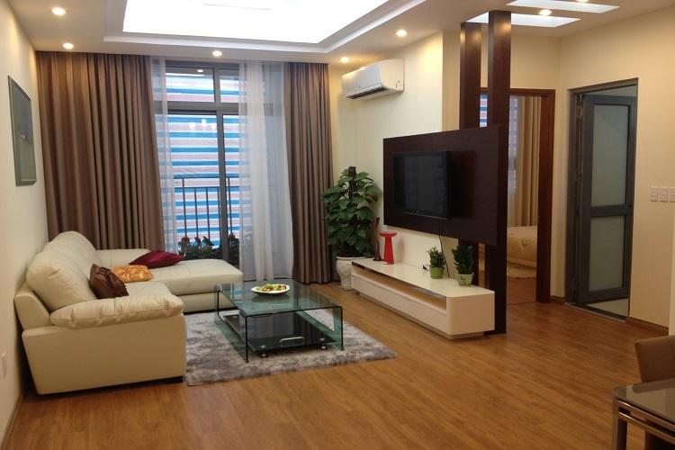 phòng khách căn hộ chung cư