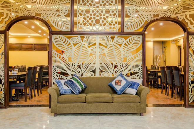 Hình ảnh nội thất bên trong một khách sạn