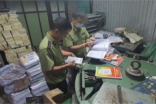 Phát hiện hàng vạn ấn phẩm giả mạo Nhà xuất bản Giáo dục Việt Nam