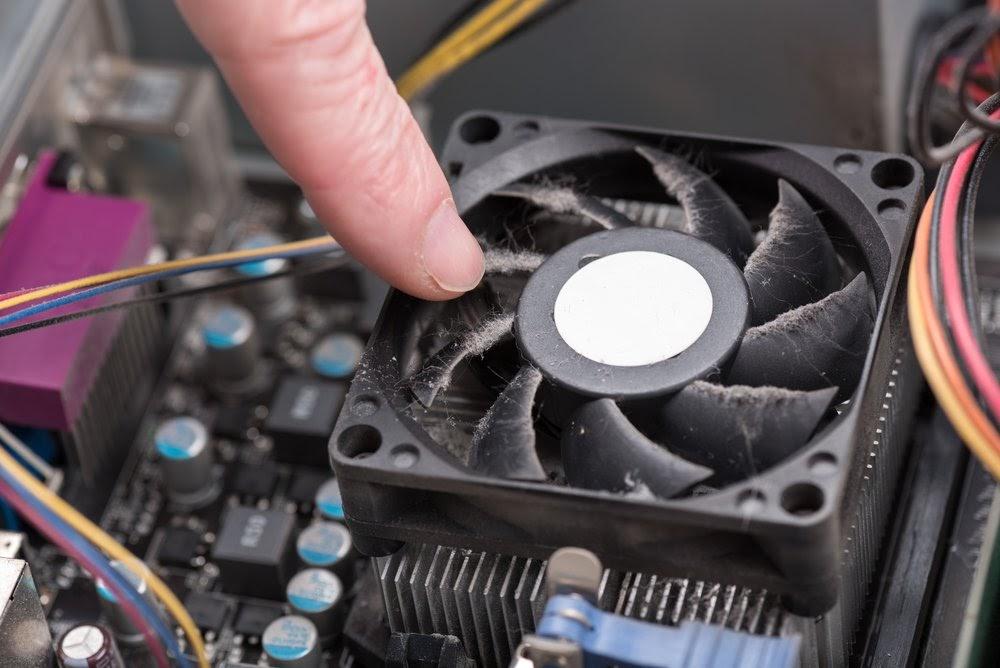 Đừng xem thường những điều nhỏ nhặt này, chúng là nguyên nhân khiến máy tính thường xuyên hư hỏng - Ảnh 1.