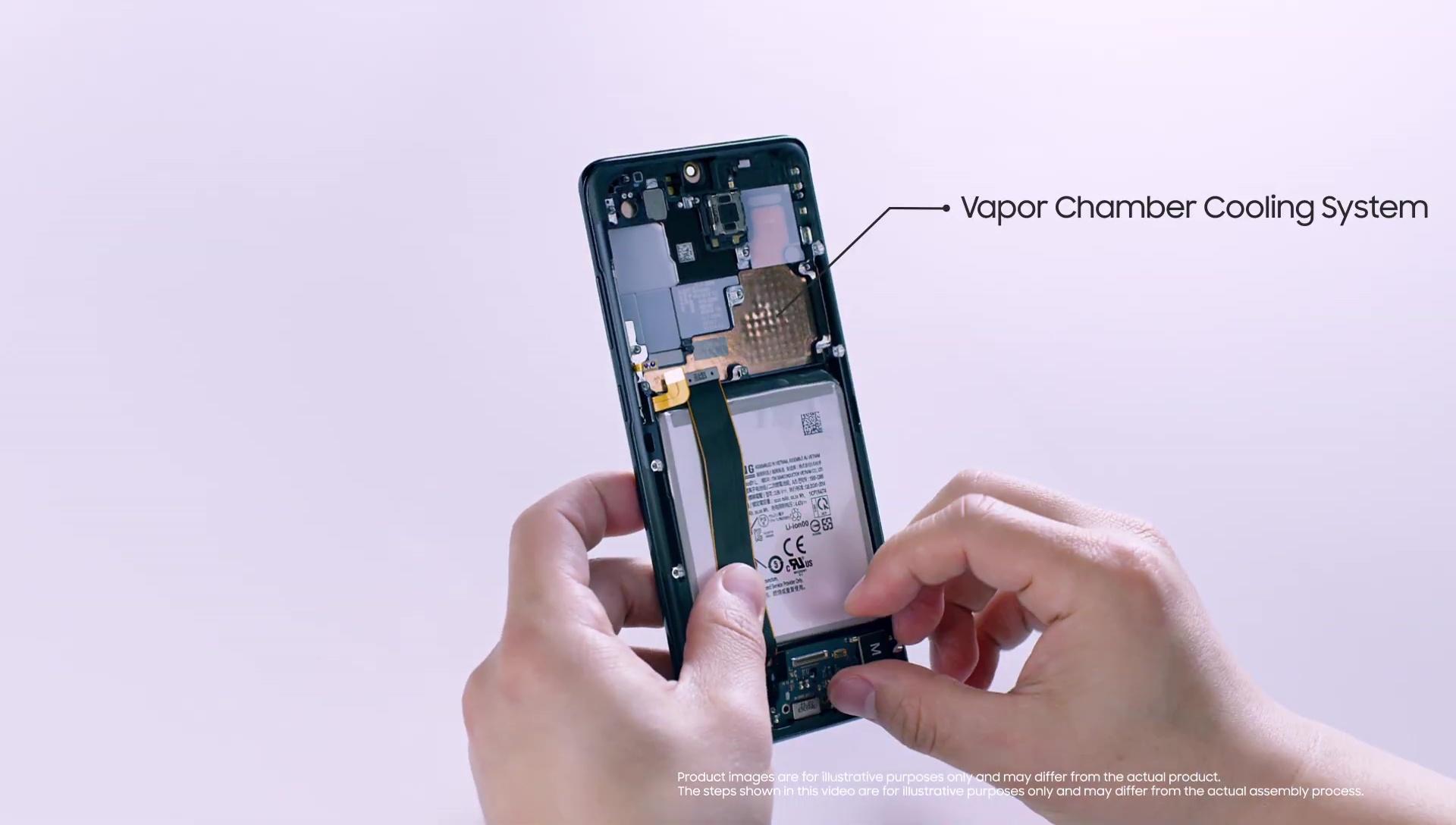 Mổ bụng Galaxy S20 Ultra: Có gì bên trong flagship mới nhất của Samsung? - Ảnh 5.