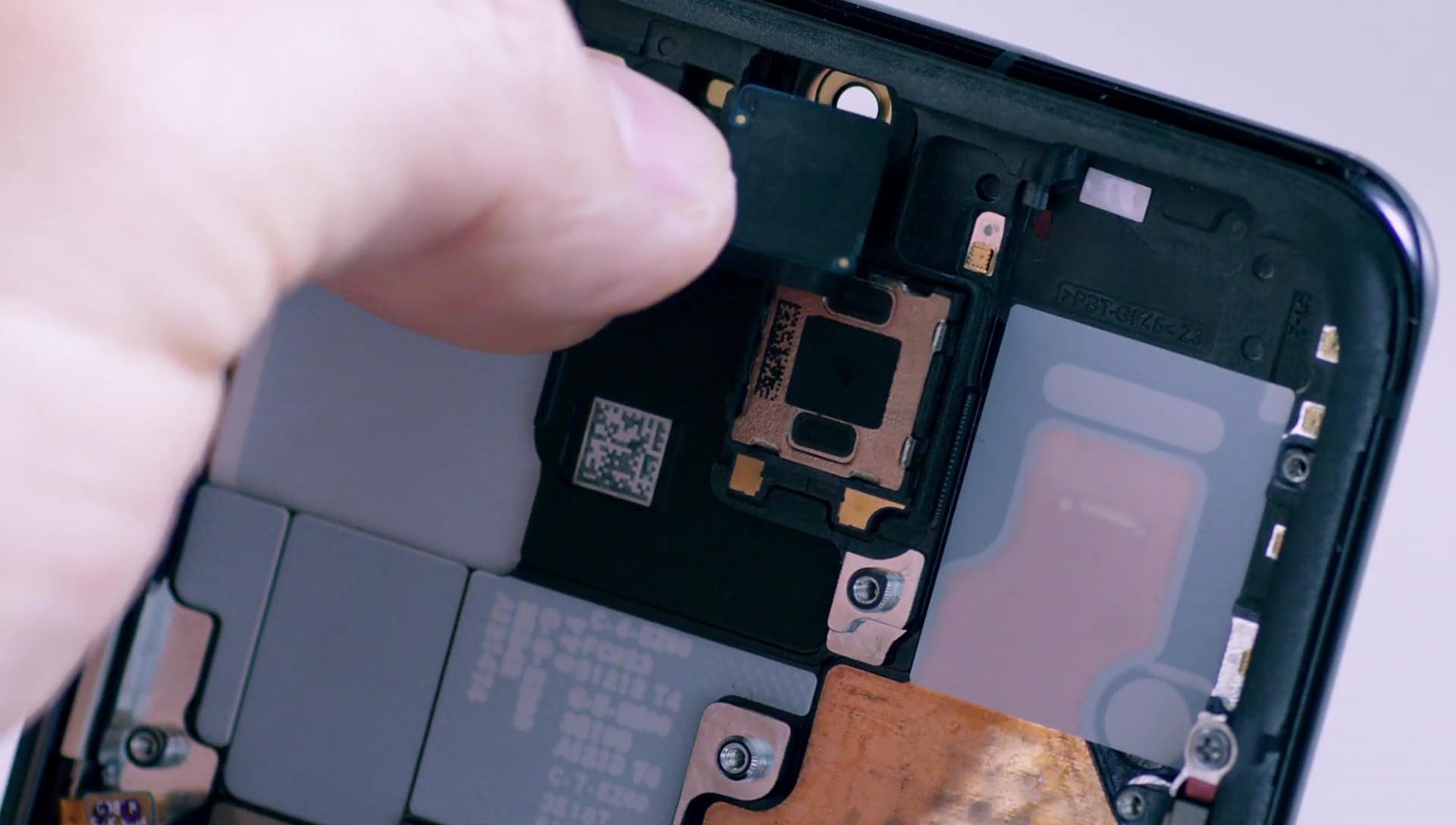 Mổ bụng Galaxy S20 Ultra: Có gì bên trong flagship mới nhất của Samsung? - Ảnh 8.