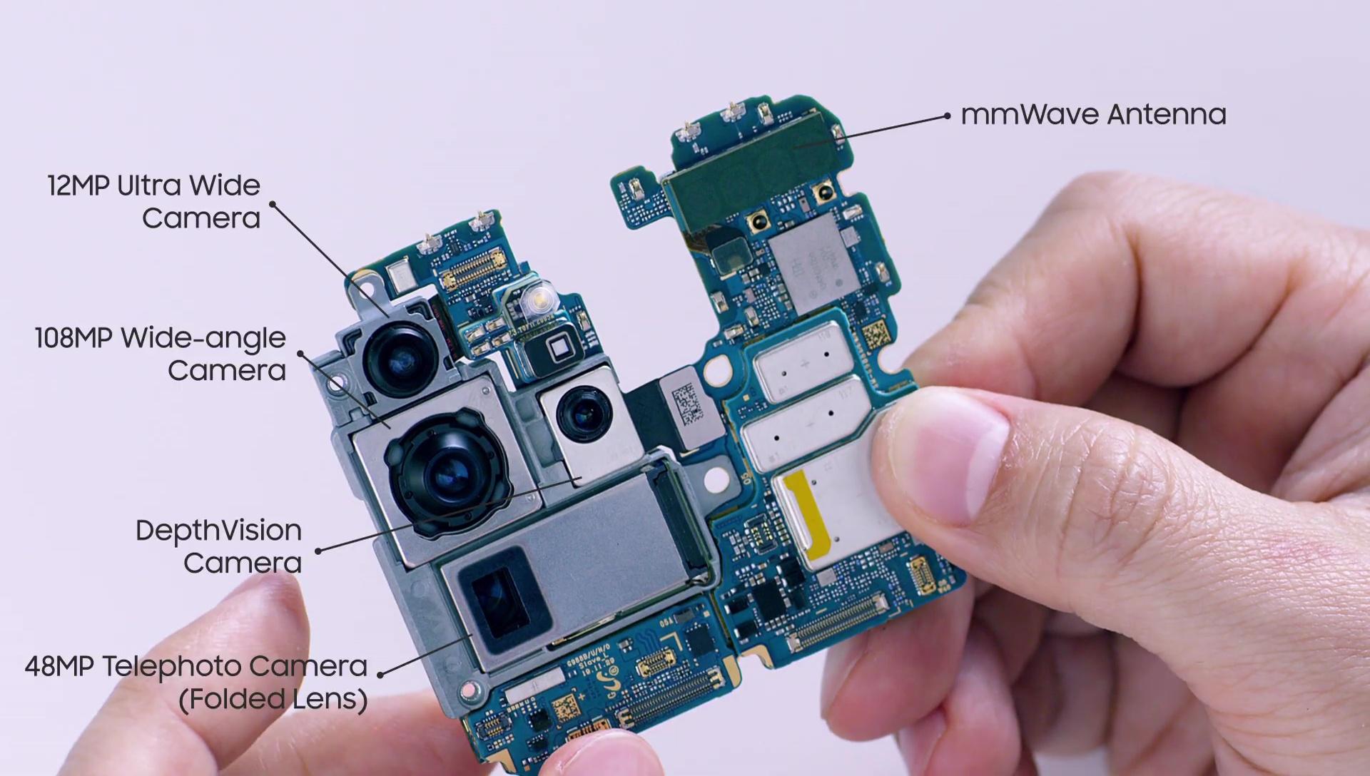 Mổ bụng Galaxy S20 Ultra: Có gì bên trong flagship mới nhất của Samsung? - Ảnh 11.