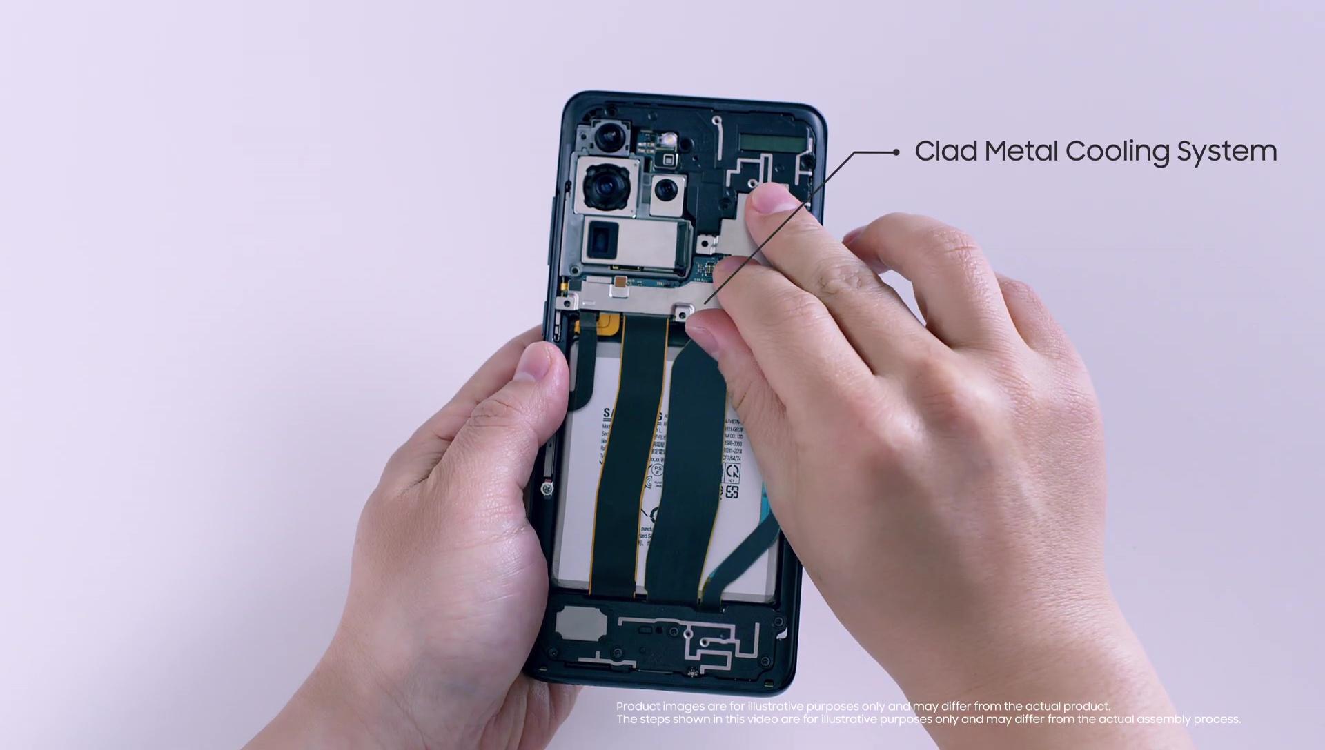 Mổ bụng Galaxy S20 Ultra: Có gì bên trong flagship mới nhất của Samsung? - Ảnh 16.