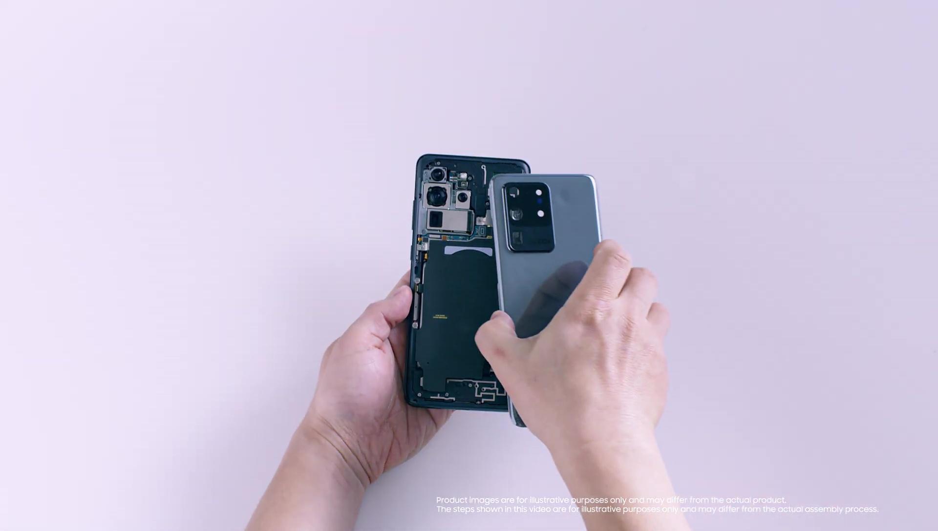 Mổ bụng Galaxy S20 Ultra: Có gì bên trong flagship mới nhất của Samsung? - Ảnh 18.