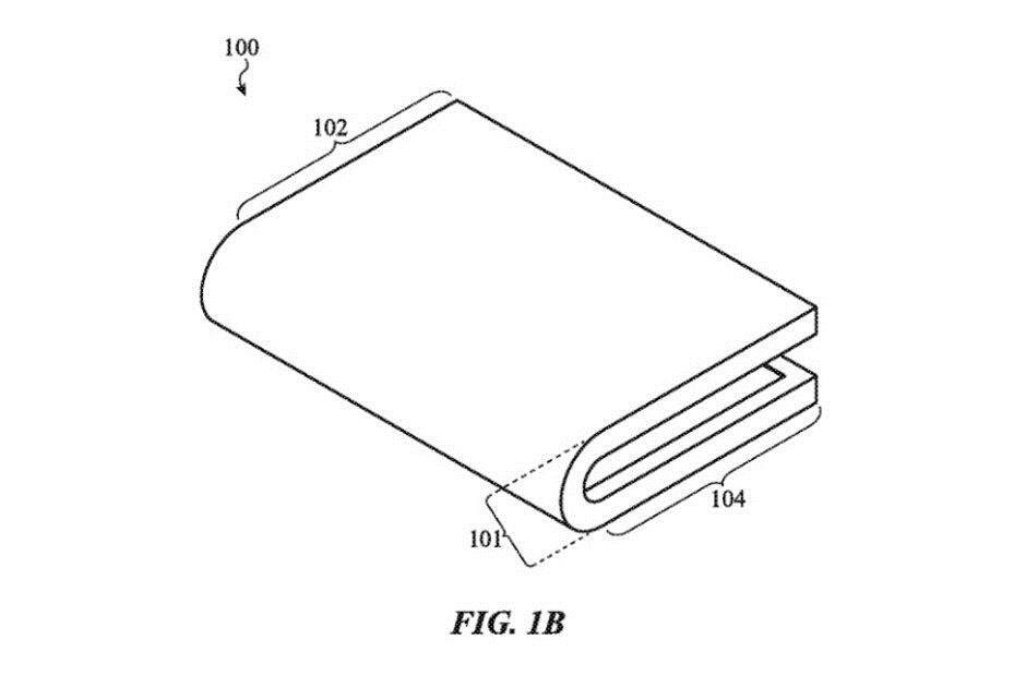 Bằng sáng chế mới của Apple cho thấy một chiếc iPhone màn hình gập sẽ không còn xa - Ảnh 2.