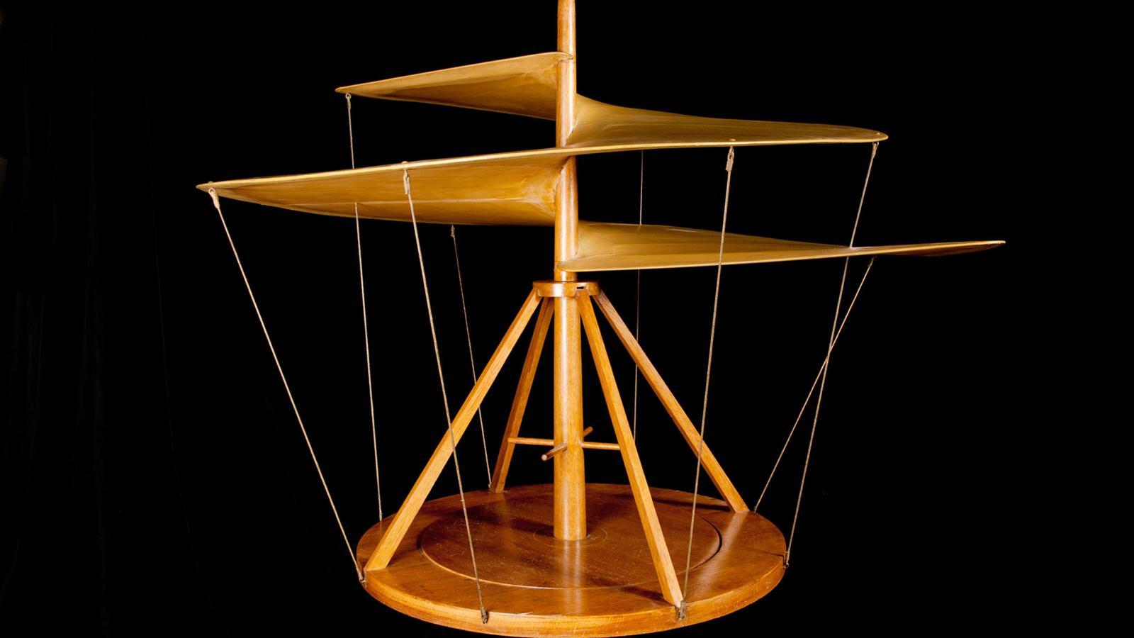 Những phát minh thể hiện trí tuệ siêu phàm của Leonardo da Vinci - Ảnh 16.